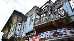 Şener Şen'in Doğduğu Ev Yıkılma Tehlikesi Taşıyor
