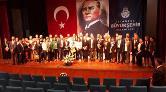 İstanbul Kent Konseyi'nin İlk Başkanı Tülin Hadi