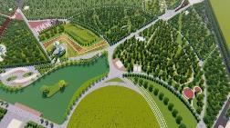 Kayseri'ye Bir Millet Bahçesi Daha