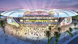 Inter Miami'nin Yeni Stadı 970 Milyon Dolar'a Mal Olacak