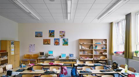 Armstrong Ceiling Solutions'dan Eğitim İçin İdeal Ortamlar