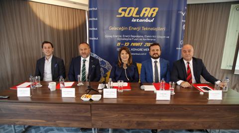 Solar İstanbul 2020 - Güneş Enerjisi, Enerji Depolama, Elektrikli Ulaşım ve Dijitalleşme Fuarı ve Konferansı