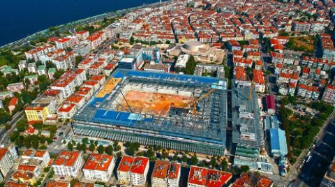 Göztepe'nin Stadı Birçok Açıdan İlk Olacak
