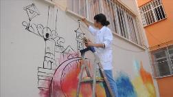 Resim Öğretmenleri Okulları Renklendiriyor