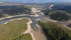 İstanbul'un İki Barajı Kullanım Dışı Kaldı