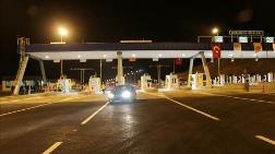50 Kilometrelik Yeni Otoyol Trafiğe Açıldı