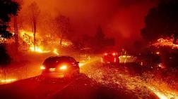 Kaliforniya'daki Yangınlar Durdurulamıyor