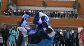 Sabiha Gökçen Havalimanı'nın Danışma Robotu Göreve Başladı