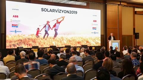 SolarVizyon 2019 Konferansı Gerçekleşti