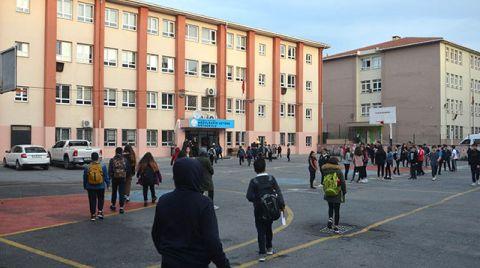 Avcılar'da Güçlendirilen Okulda Yeniden Eğitime Başlandı