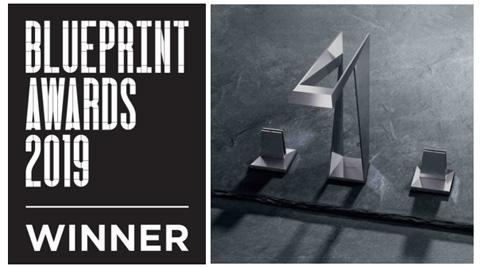 GROHE Icon 3D'ye Blueprint Ödülleri'nden Ödül