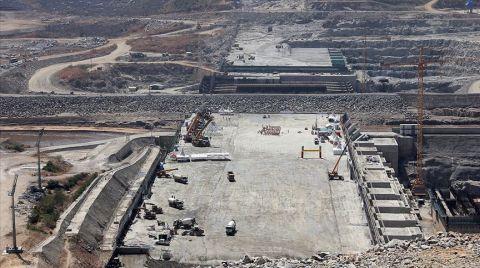 Nil'deki Baraj Krizi Uluslararası Boyuta Taşınıyor