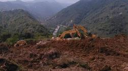 Araklı'da Yapılan Çöp Tesisinin Çevreye Zarar Verdiği İddia Edildi
