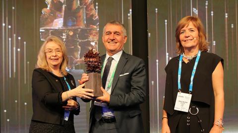 Ode Yalıtım'a TAİDER'den Birincilik Ödülü