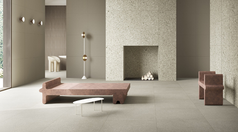 VitrA'dan CementMix Karo Koleksiyonu