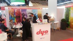 DYO, BATIMAT Fuarı'nda İnovatif Ürünlerini Tanıttı