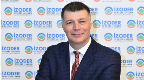 İZODER, 2019'un Beşinci 'Yalıtım Semineri'ni Gaziantep'te Düzenliyor