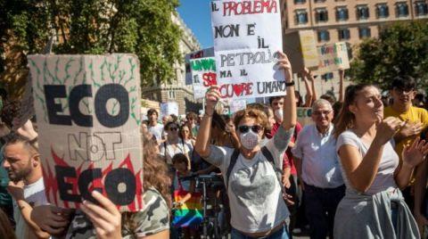 İklim Krizi, İtalya'da Zorunlu Ders Olacak