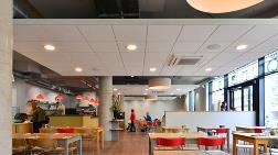 Kentsel Dönüşüm - Armstrong Ceiling Solutions'dan Asma Tavanlar