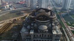 İskelesi Çöken Cami İnşaatında Usulsüzlük mü Yapıldı?