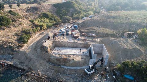 Karaburun'daki Sit Alanına Yapılan İnşaatta Yıkım Başladı