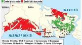 İstanbul'un Risk Haritası