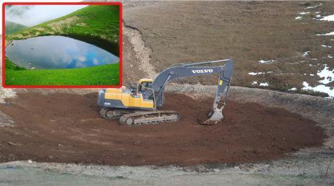 Ankara Barosu'ndan Dipsiz Göl için Suç Duyurusu