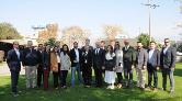 EGİAD Üyeleri'nden BTM'ye Ziyaret