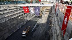 Çekmeköy-Sancaktepe-Sultanbeyli Metrosunda Çalışma Başladı