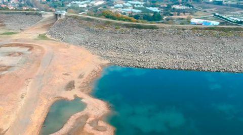 Yalova'nın Ocak Ayına Kadar Suyu Kaldı