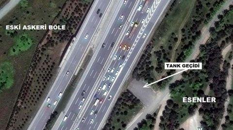 """İBB ile Esenler Belediyesi """"Tank Geçidi""""nde Anlaştı"""