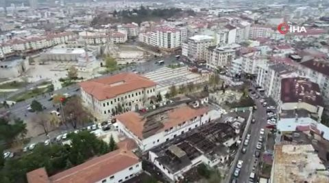 Sivas Ordu Evi Yıkılıyor, Ağaçları Korunacak
