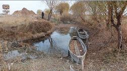 Eber Gölü Kuruma Tehlikesiyle Karşı Karşıya