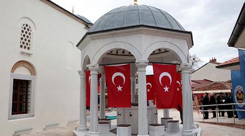 Restore Edilen Makedonya'daki Cami Törenle Açıldı