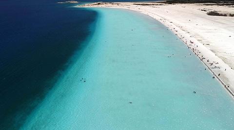 'Salda Gölü Bakımsız Halinden Kurtarılacak'