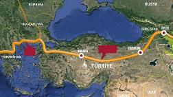 TANAP Projesi'nde Avrupa Bağlantısı Açılacak
