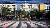Tayland'dan Yayaların Güvenliği için 3 Boyutlu Çözüm