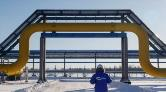 Rusya-Çin Doğalgaz Boru Hattı Açıldı