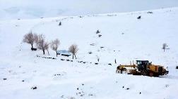 Doğu Anadolu'da 280 Köy ve Mahalle Yolu Ulaşıma Kapandı