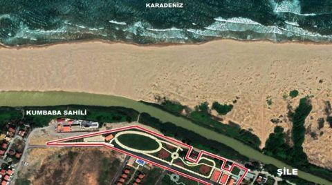 İBB, Şile Sahilindeki Parkı Satıyor