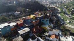 İzmir'de Gecekondu Bölgesinde İlginç Proje