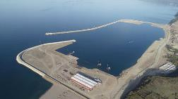 Filyos Liman Projesi'nin Yüzde 90'ı Tamamlandı