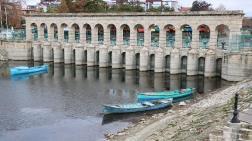 Beyşehir Gölü'nde Derinlik 6 Metreye Düştü