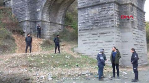 Tarihi Kemerde Polis Nöbet Tutuyor