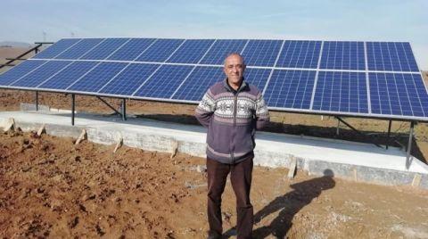 Güneş Enerjisi ile Sıfır Maliyetle Çiftçilik