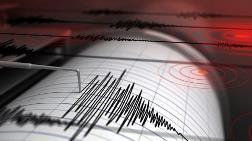 Balıkesir'de Art Arda Depremler