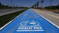 """Ulaşımda Bisiklet Yollarına """"Yeşil Işık"""" Yandı"""