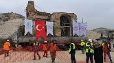 Hasankeyf'teki Son Eser Er-Rızk Camisi Taşınıyor