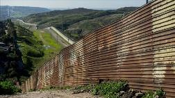 ABD Kongresi'nden, Duvar İnşası için 1,3 Milyar Dolarlık Bütçe