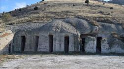 Yedikapılar Yeraltı Şehri Turizme Kazandırılmayı Bekliyor